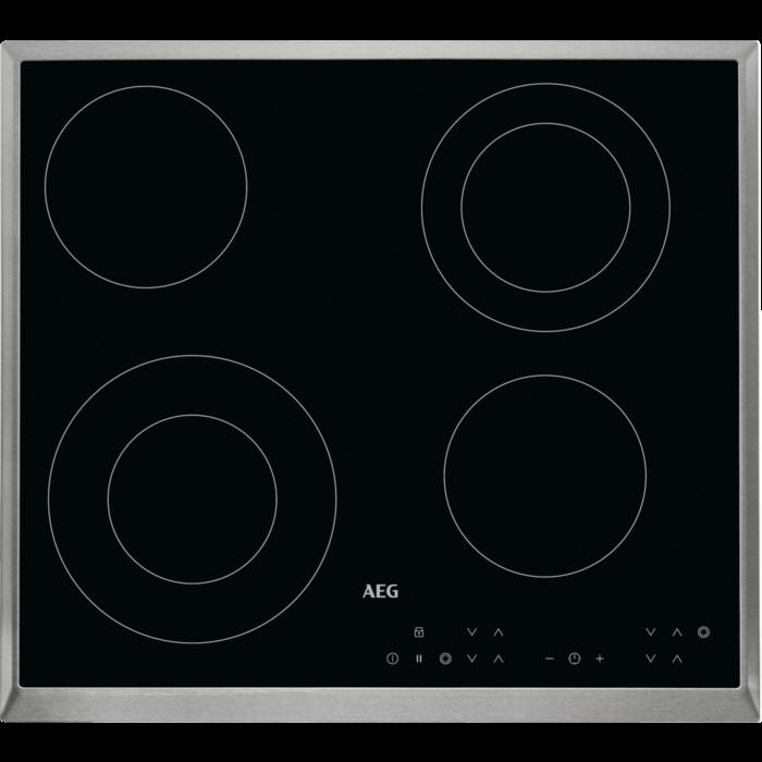 Deska varná sklokeramická AEG HK634021XB
