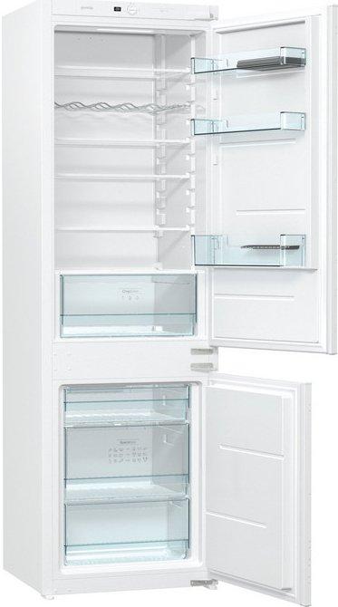Chladnička s mrazničkou Gorenje NRKI4182E1